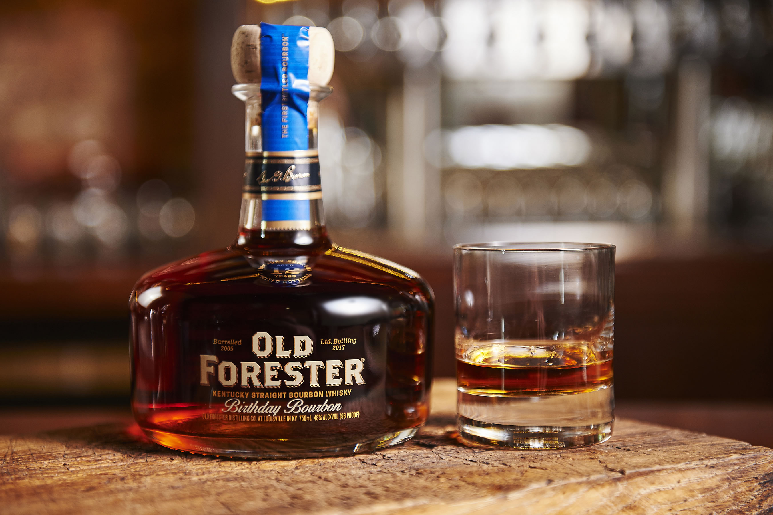 2017 Old Forester Birthday Bourbon Review