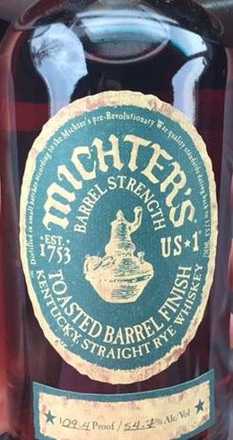 Michter's announces 1st release ever...