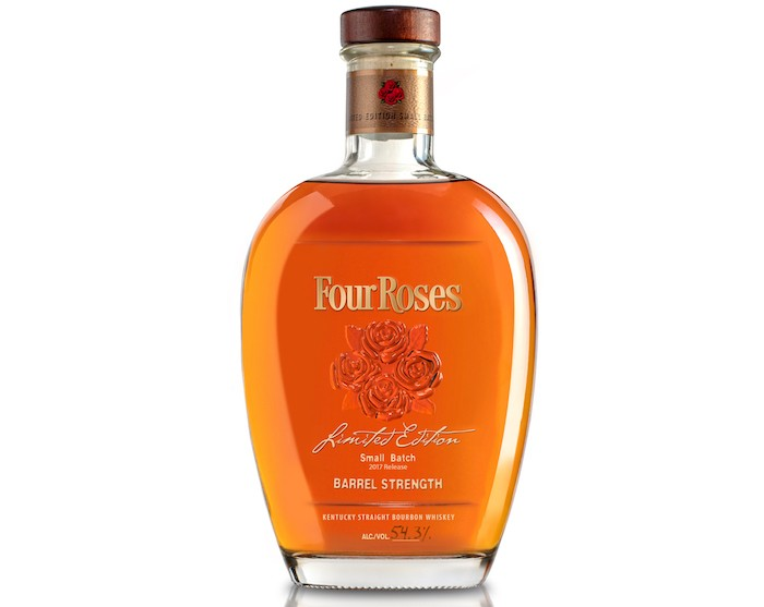 Side by side review:  2017 Four Roses Limited...