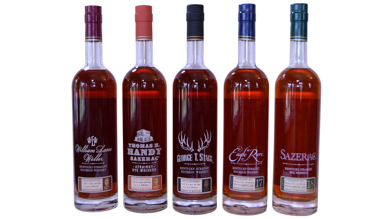 Review of 2019 Buffalo Trace Antique Collection