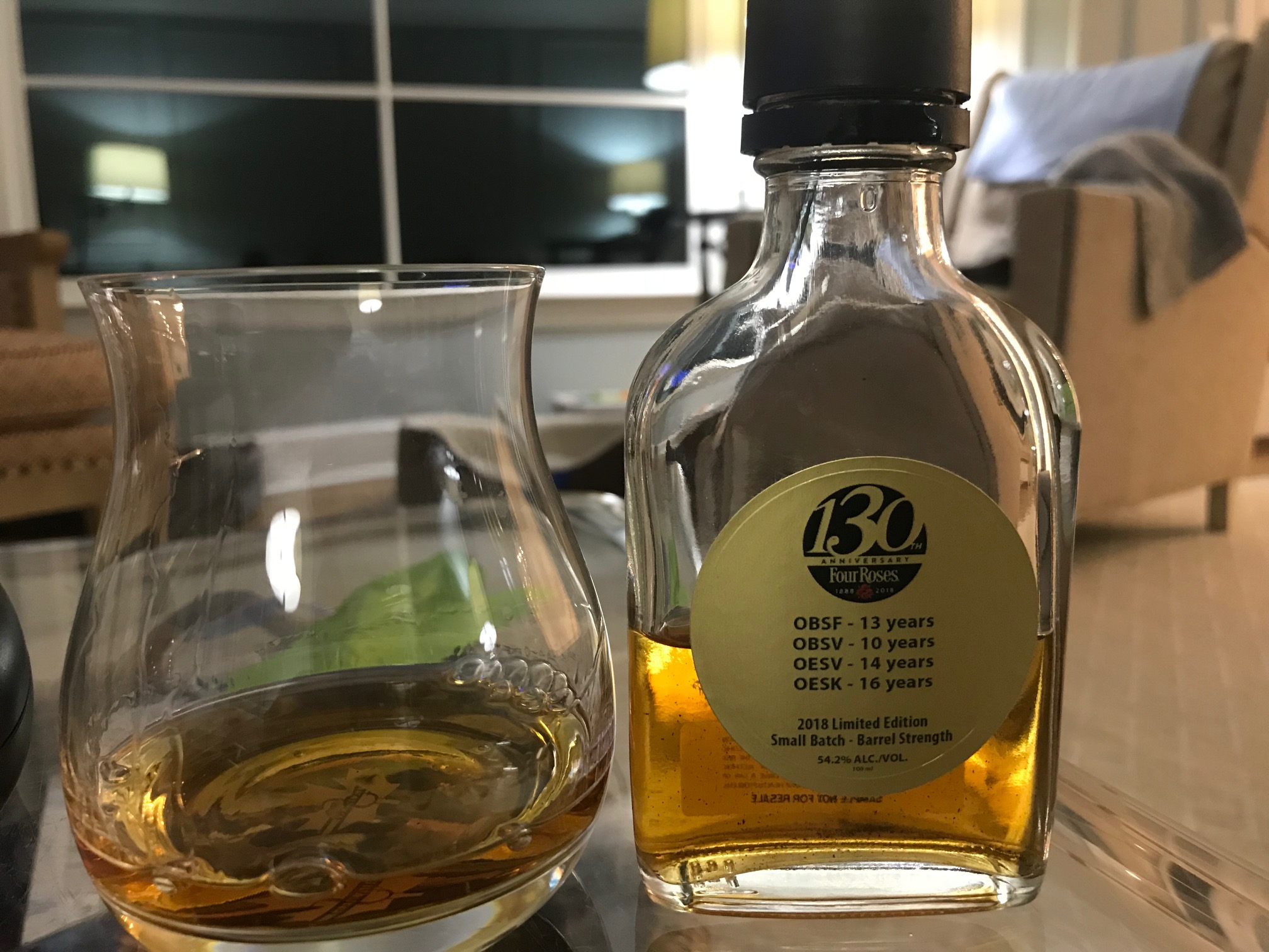 Four Roses 130th review