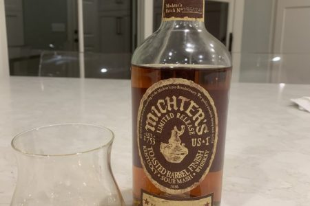 A review of Michter's Toasted Sour...